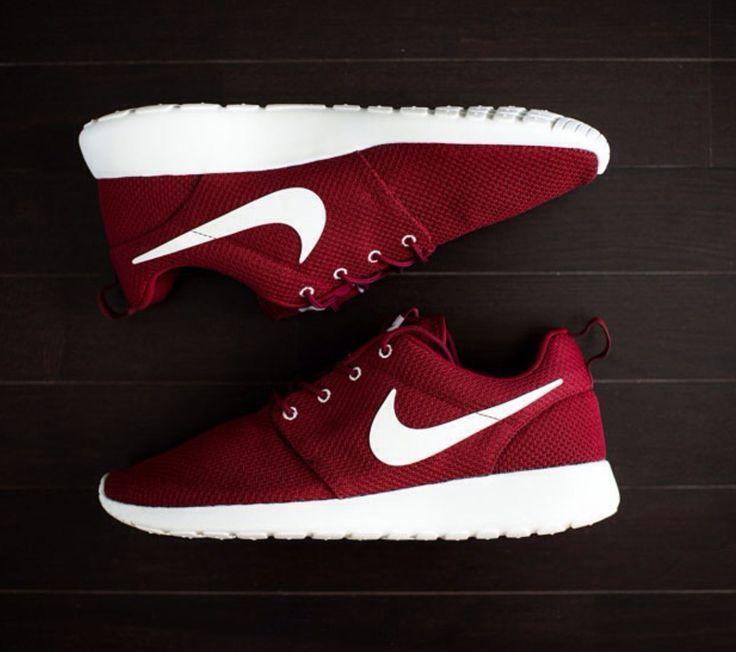 Acheter Nike Chaussures Roshe Marron