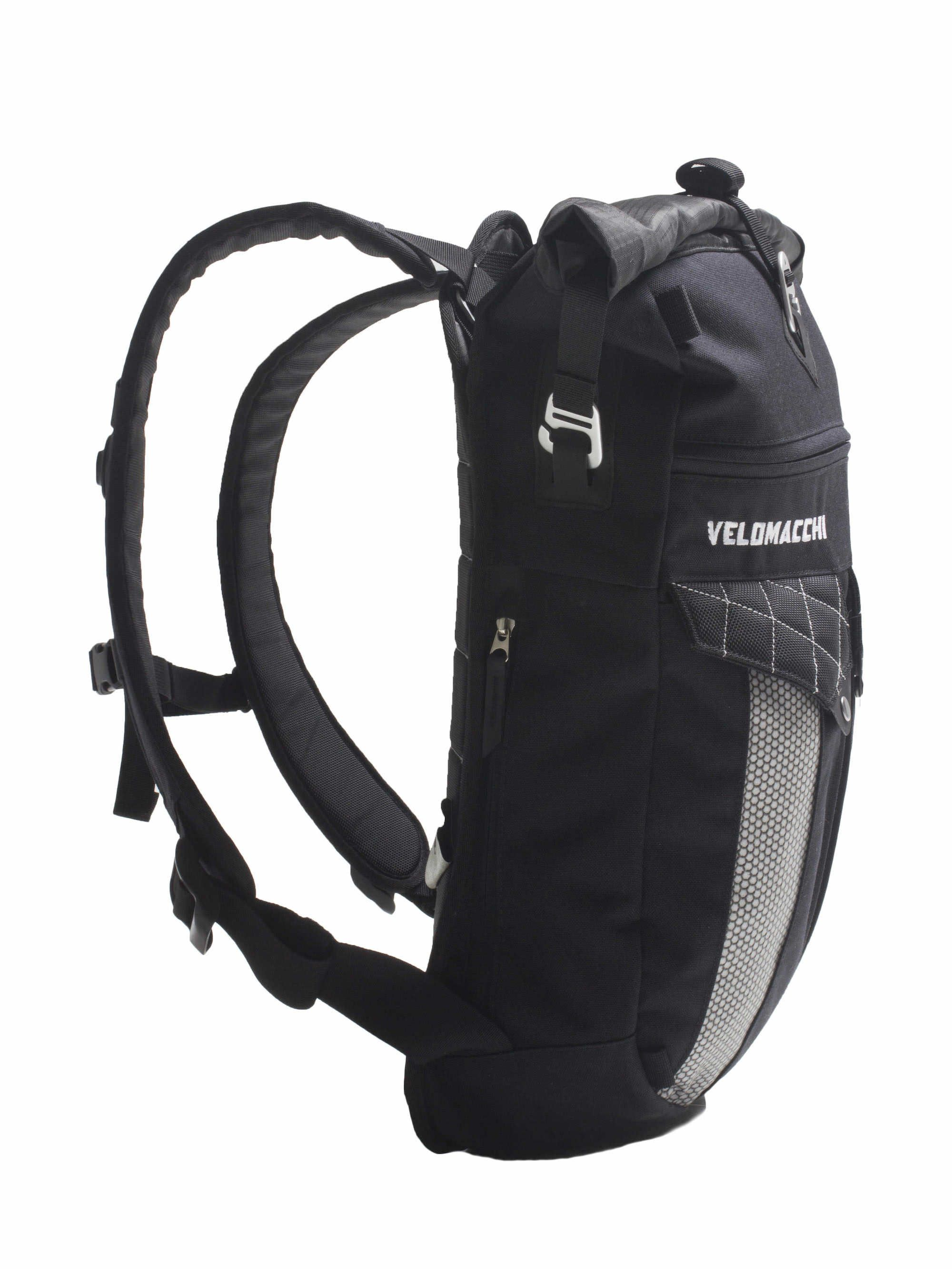 Velomacchi Roll Top Backpack | Tops and Backpacks