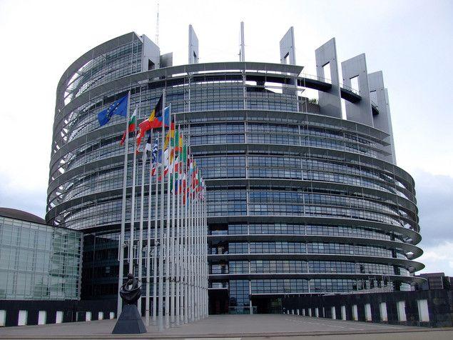 Architecture Studio Europe - European parliament building in Strasbourg