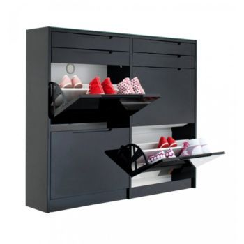 colora 2 meubles chaussures chambres meubles fly. Black Bedroom Furniture Sets. Home Design Ideas