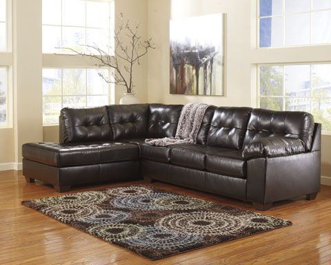Best Alliston Durablend Sectional Ashley Furniture Sectional 400 x 300