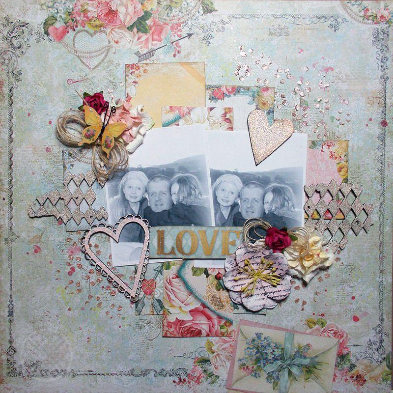 Blue Fern Studios - Love