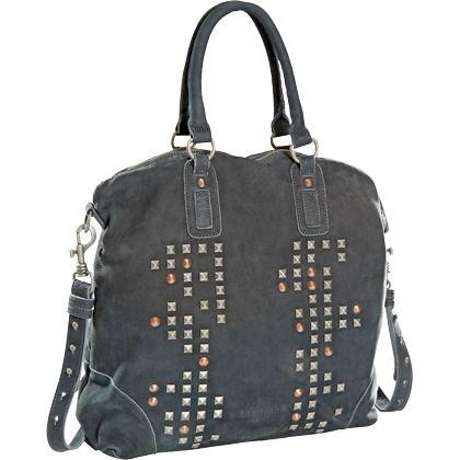 Tasche 239,00 € ♥ Hier kaufen: http://www.stylefruits.de/tasche-mit-nieten-liebeskind/p4385472
