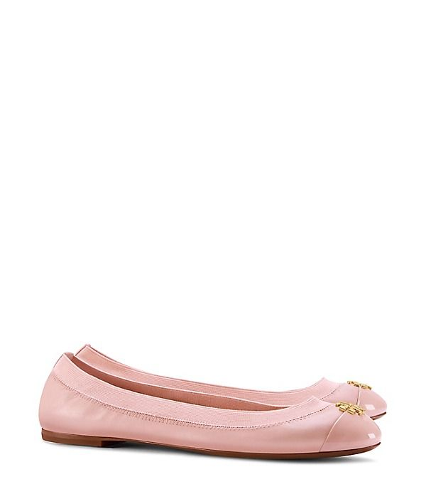 Jolie Ballet Flat in clay pink - A timelessly elegant choice for round-the-