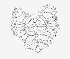 Handmade-kursy ,wzory ,tutoriale: Szydełkowe serca