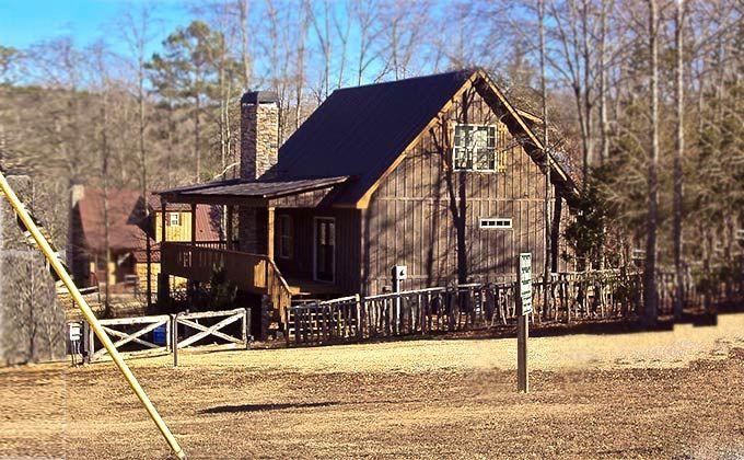 cedar home with black trim   Log Home Designs / Log Home & Log Cabin ...