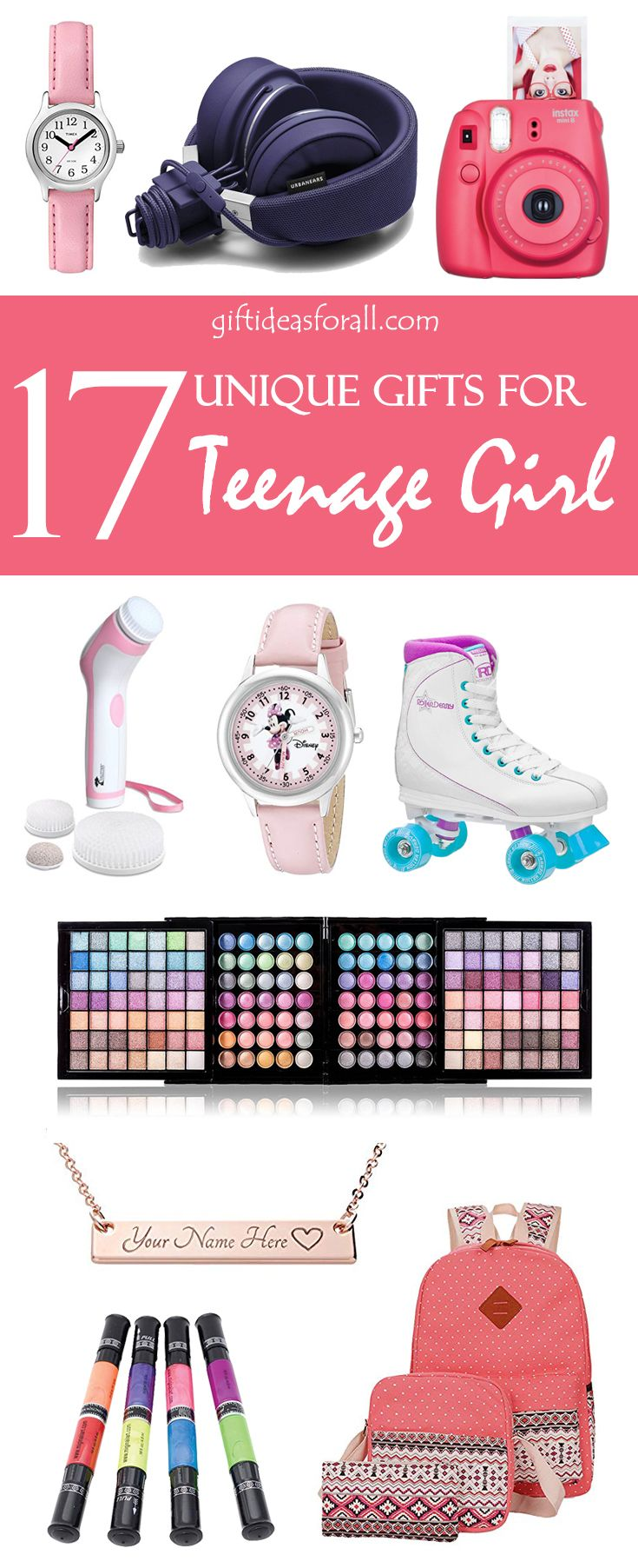 17 Groovy Birthday Gifts Every Teenage Girl Will Adore