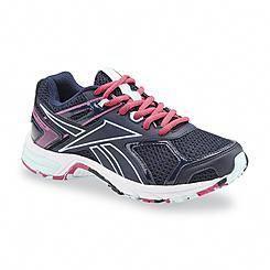 b3aa9dd3728 Reebok Women s Quickchase MemoryTech Blue Pink Running Shoe - Wide Width  Available  SantoniWomensshoesReview