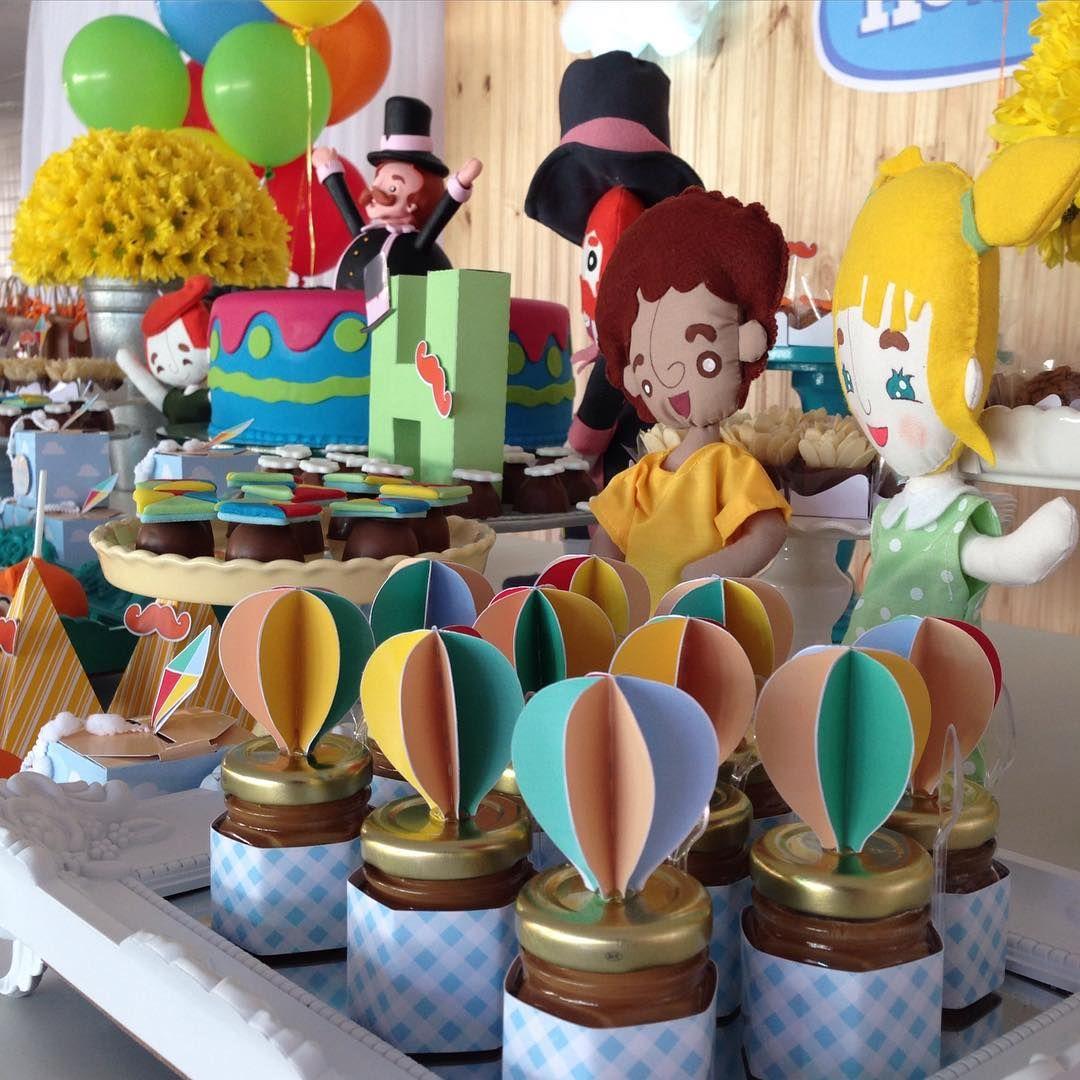 Mundo bita bolo donapatibolosdecorados doces for Mobilia instagram