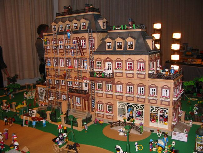 Maison playmobil 1900 Miniatures Pinterest Playmobil