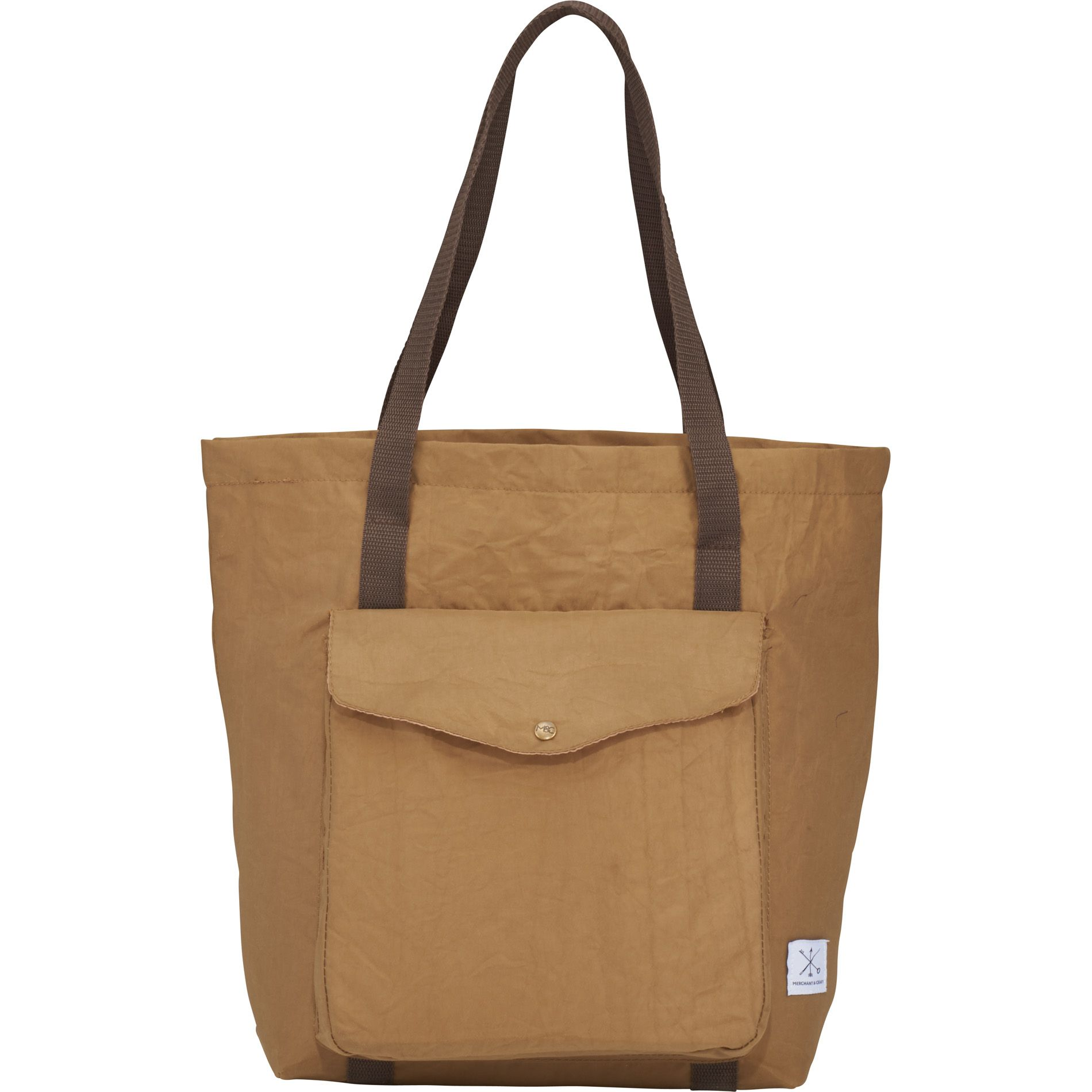 Valubag Womens Self-fabric Handles Tote Bag