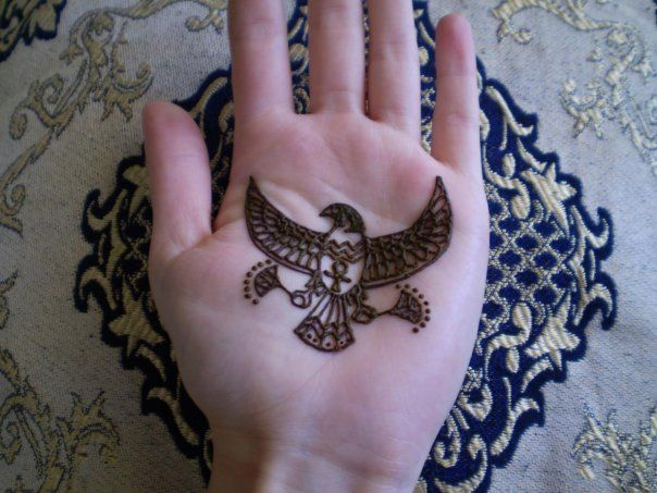 Egyptian Henna Designs: I'm Sure We're Not Doing This. But The Idea Of Henna On