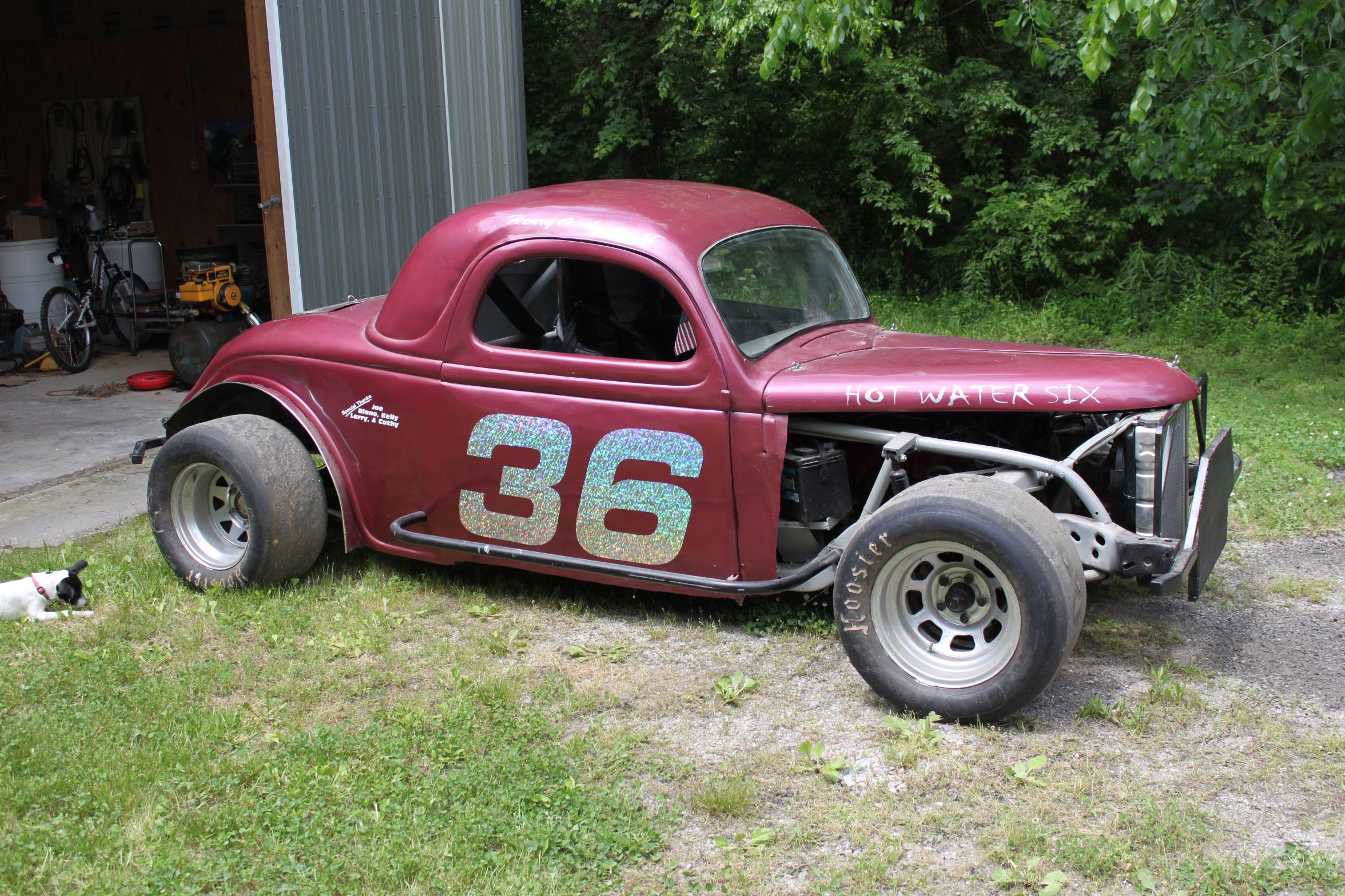 The Official Race Cars Of Yesterday Home Page Old Racecars