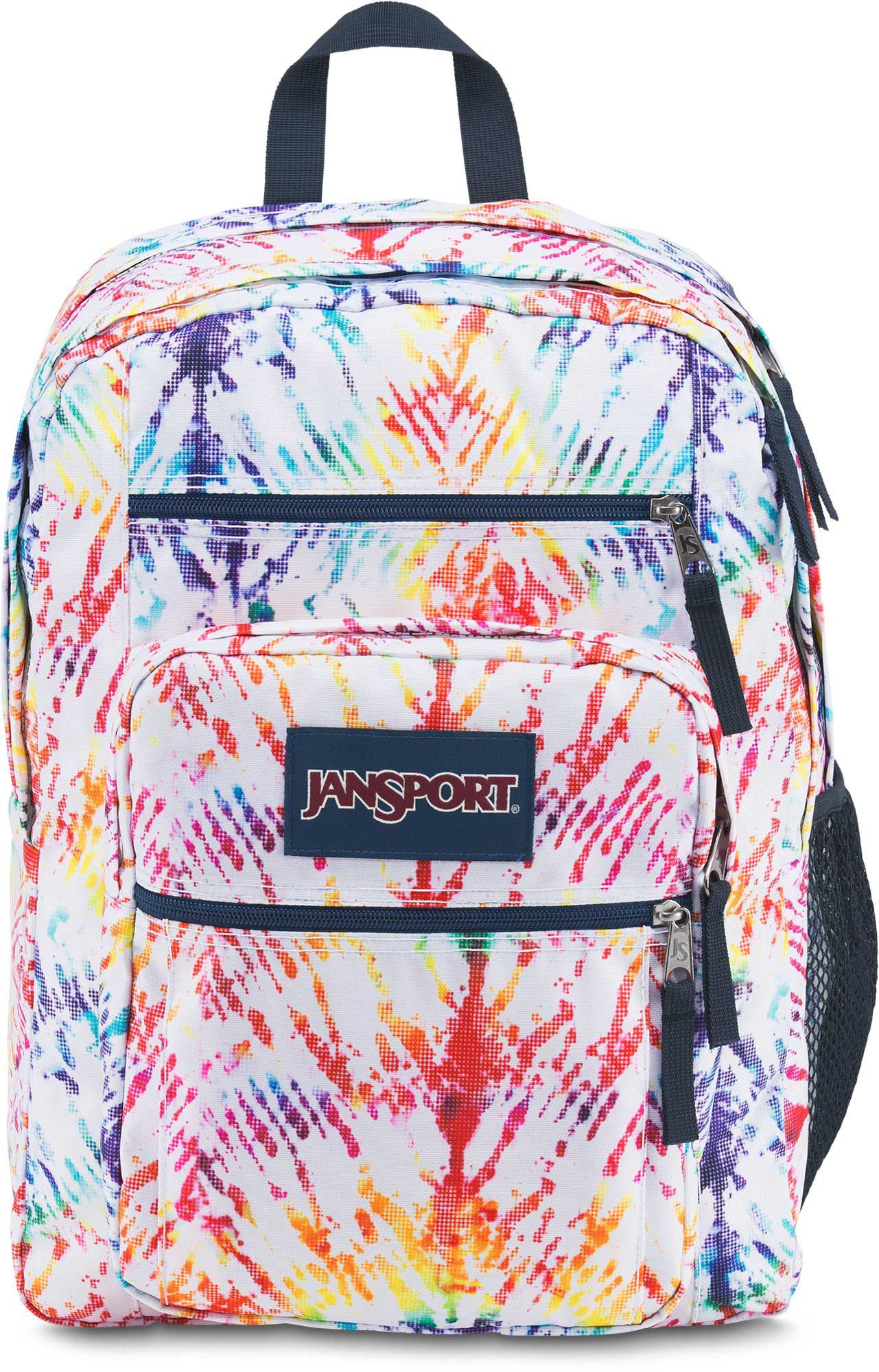 JanSport Big Student Backpack | Products in 2019 | Tie dye