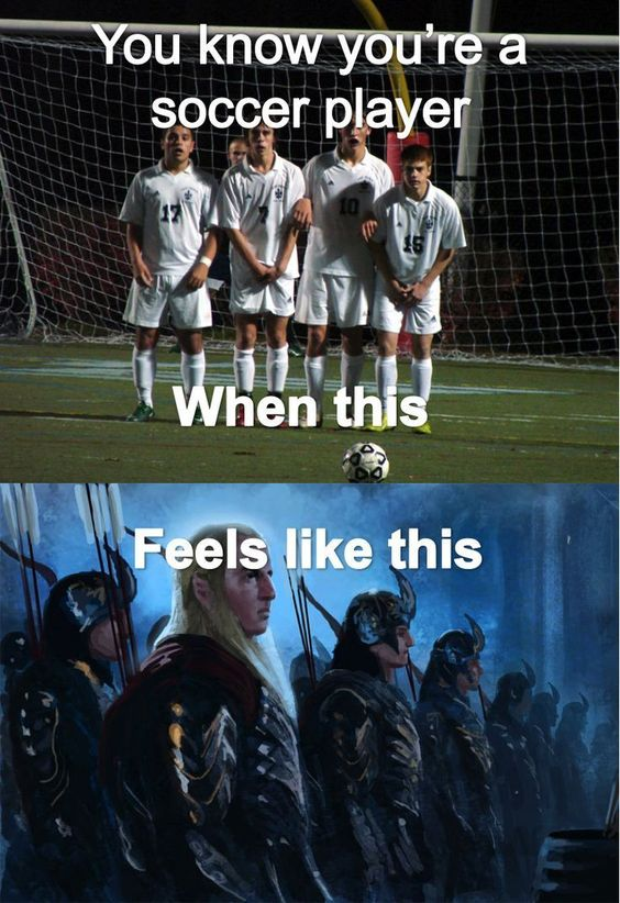Funny Soccer Quote -