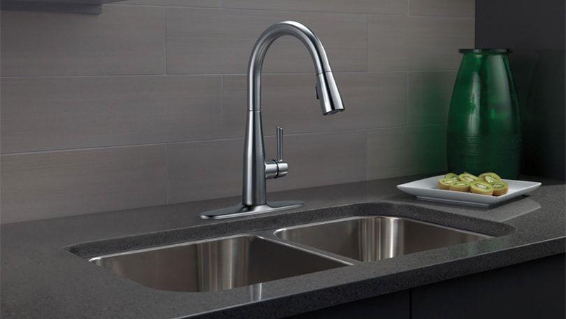 Different Types Of Kitchen Faucets Kitchen Bath Faucet Delta