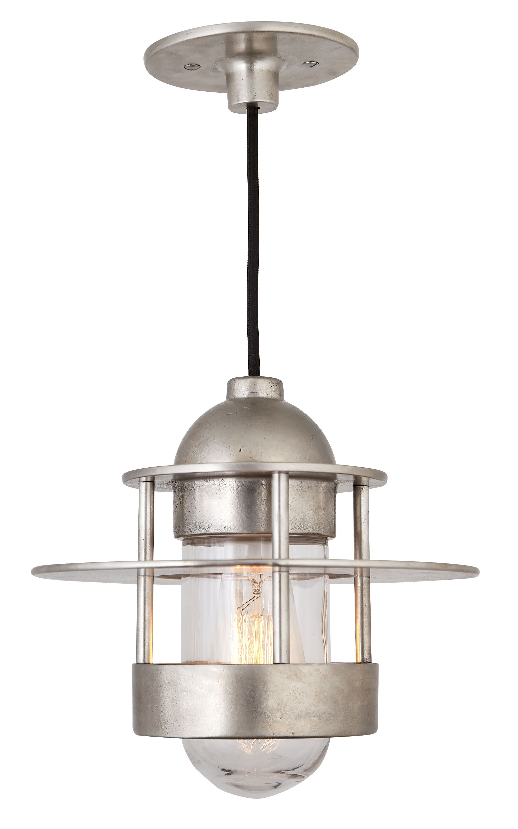 Pend 1001 Hudson Pendant Light With Center Ring