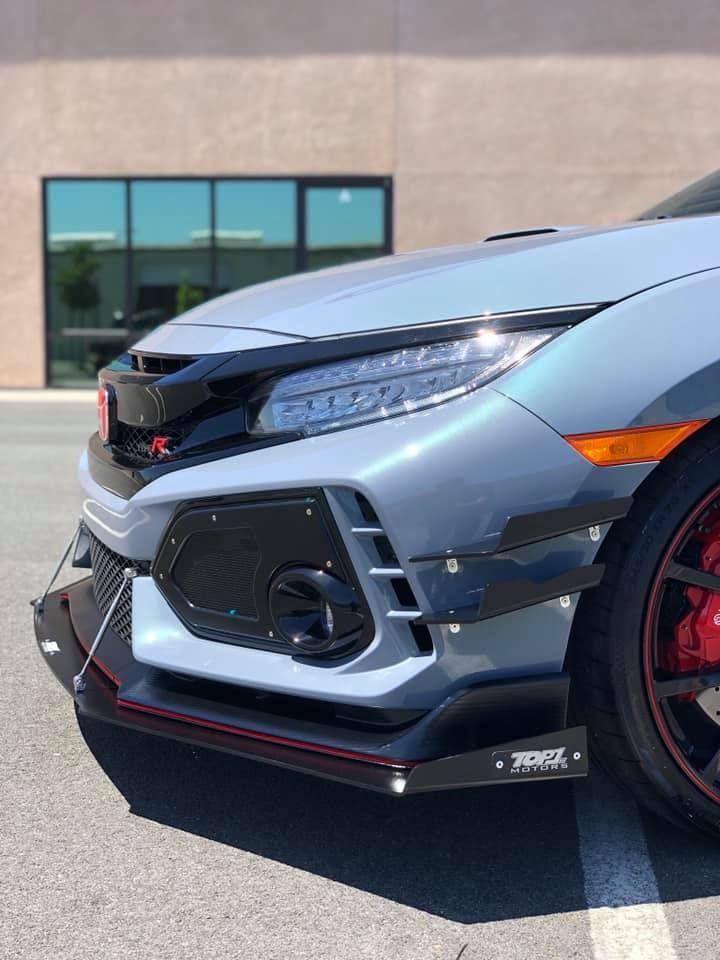 Fk8 Honda Civic Type R 2017 Honda Civic Type R Honda Civic Honda Civic Car