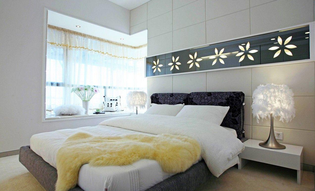 single women bedroom interior ideas