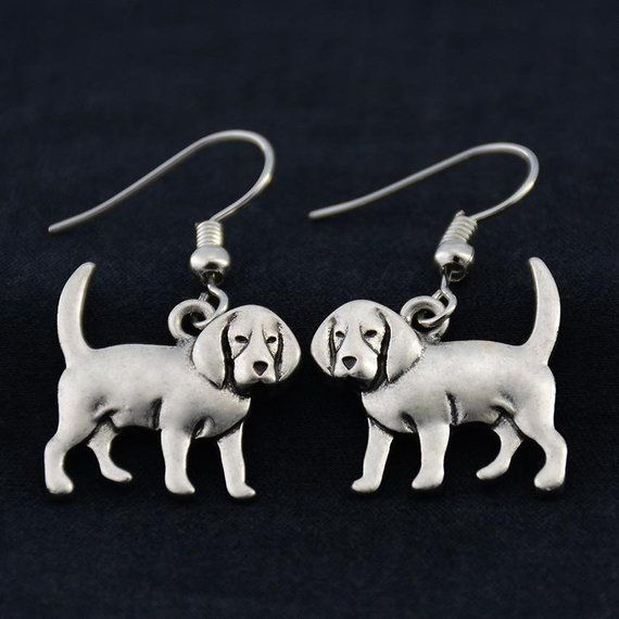 Beagle Earrings Beagle Jewelry Gift For Beagle Lover Gift For