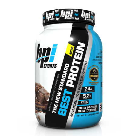 Best Protein™ Whey Protein Blend (5 LB) Chocolate