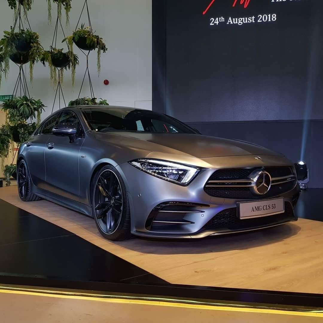 Amg Cls53 Damno Grey With Images Car In The World Luxury Cars
