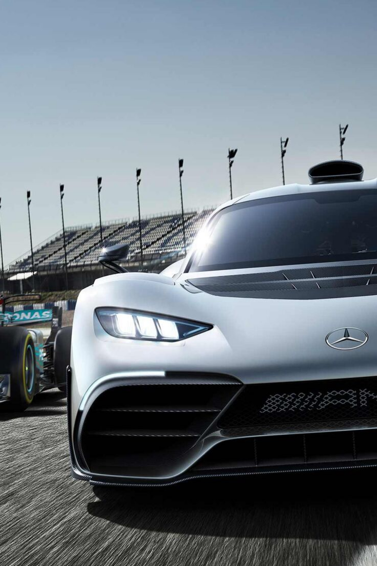Fastest Mercedes Benz In The World 2020 Amg Project One Hypercar Fastest Benz Ever Benz Mercedes Benz Mercedes