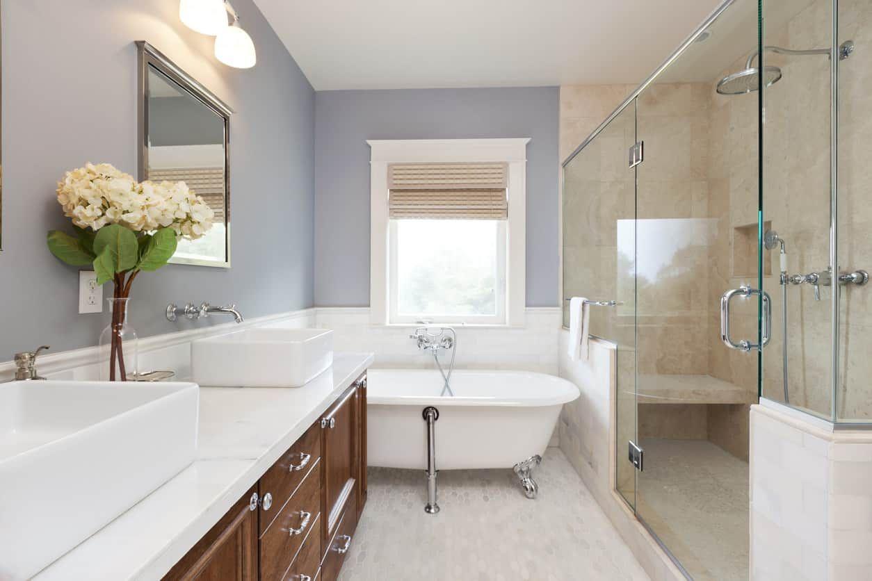 Home Stratosphere Home Decor Interior Design Blog In 2020 Bathroom Remodel Cost Bathroom Renovation Cost Master Bathroom Design