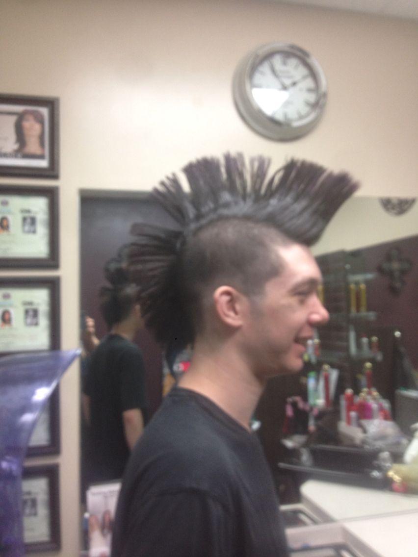 Mohawk dream hair pinterest dream hair and mohawks