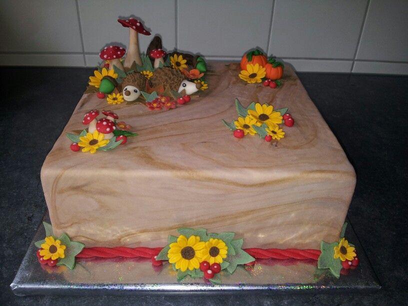 Authum cake