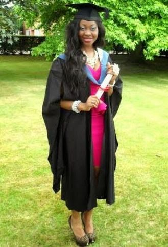 Nigerian becomes the first to graduate with a first class degree - first class degree