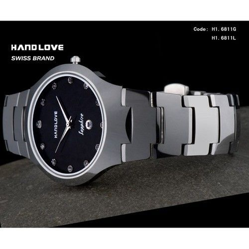 Handlove Stylish Design Men's Swiss Watch (SZ06-H1-6811G)