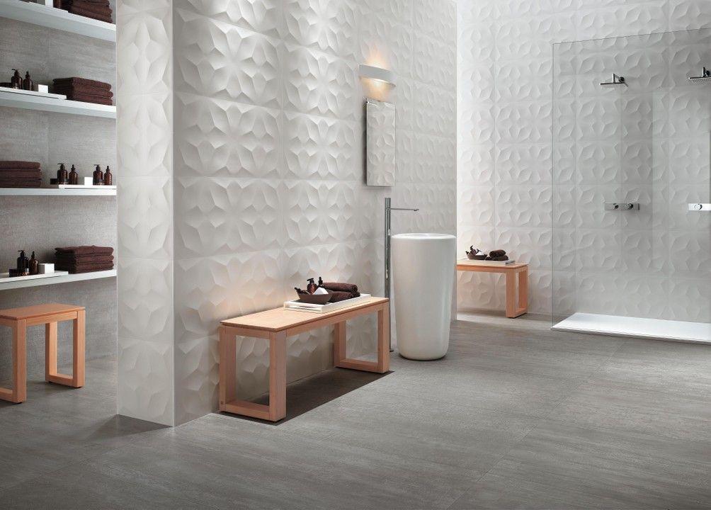 3d Wall Design In 2020 Weisse Wandfliesen 3d Fliesen Wandkachel