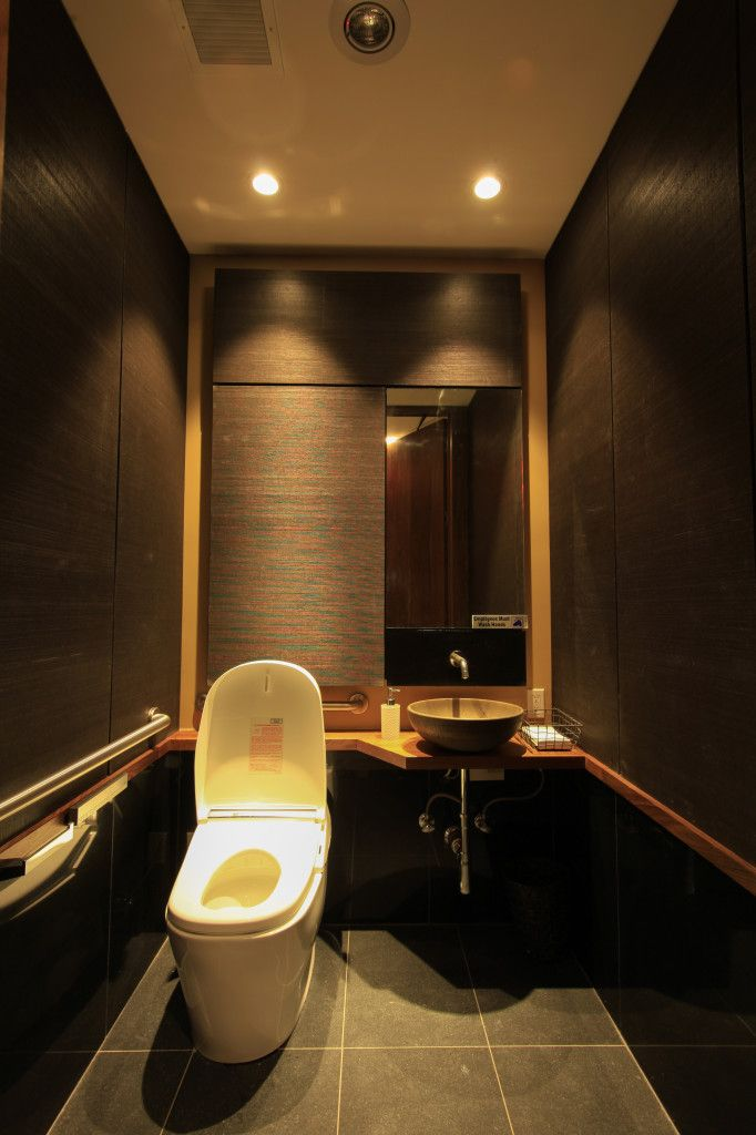 Anatomy of the ideal restaurant bathroom genderfreewash - Restaurant bathroom design ideas ...