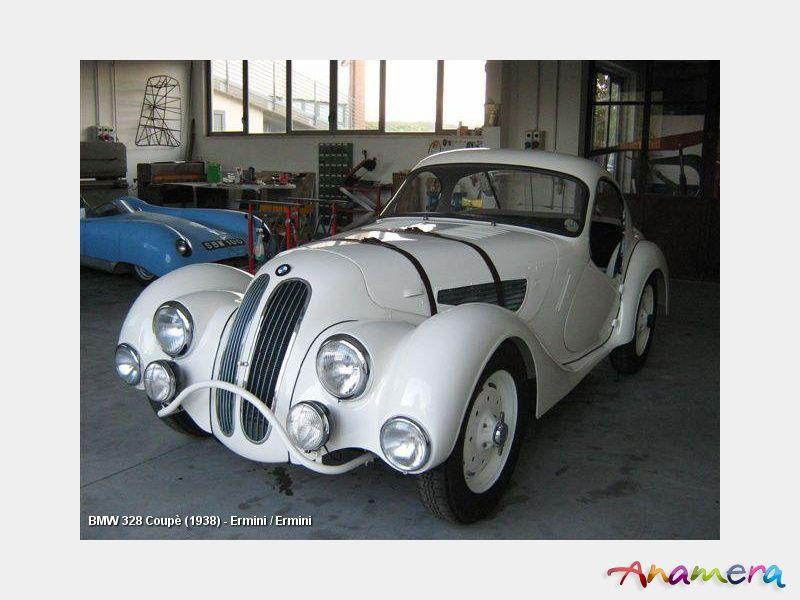 BMW 328 Coupé - 1938