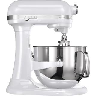 Robot Sur Socle De 6 9 L Blanc Givre Kitchenaid Nathalie Lavirotte Aide Culinaire Mixeur Kitchen Aid Robot Patissier Multifonction