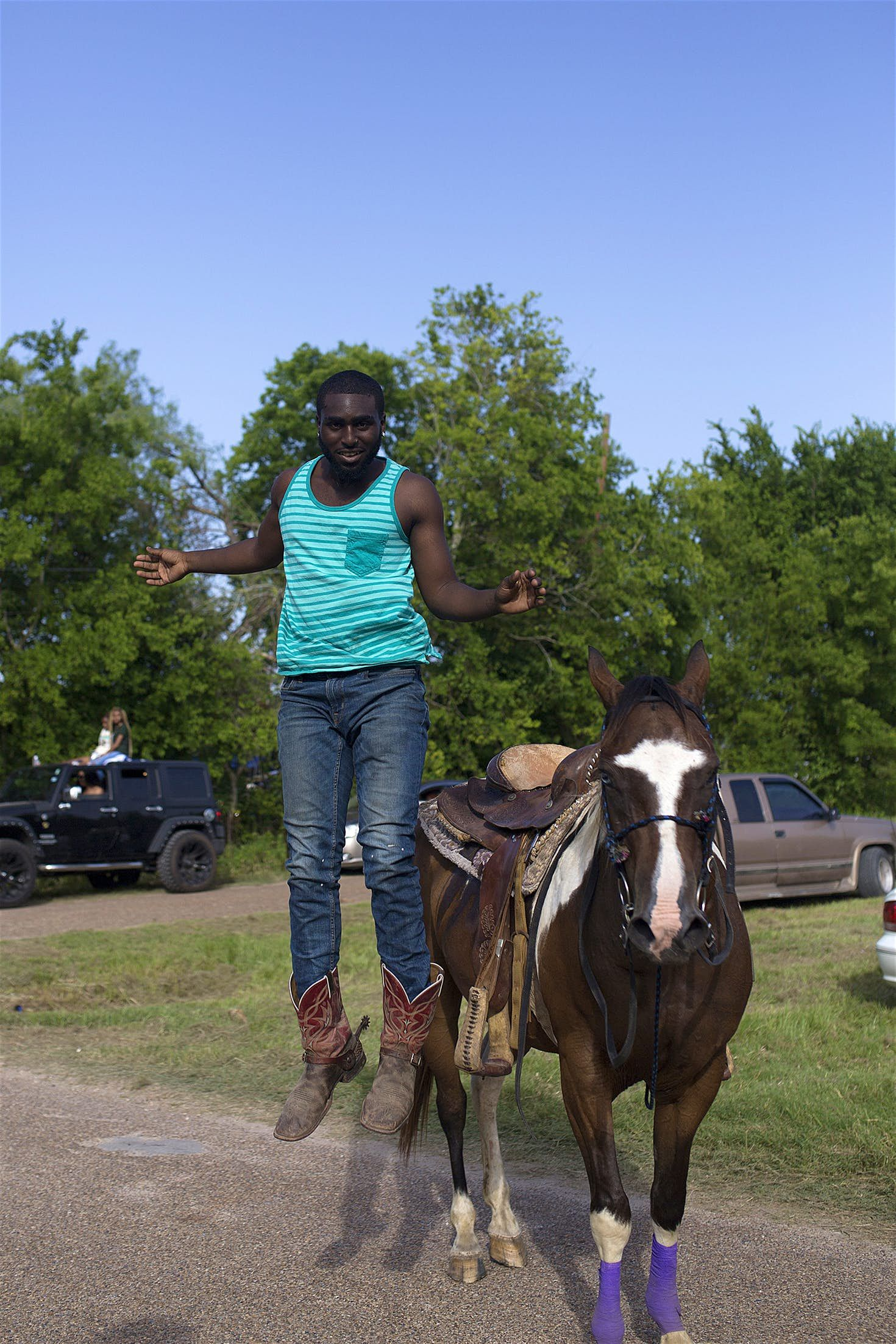 Saddle up: how to join a Creole trail ride | blessed Images | Best