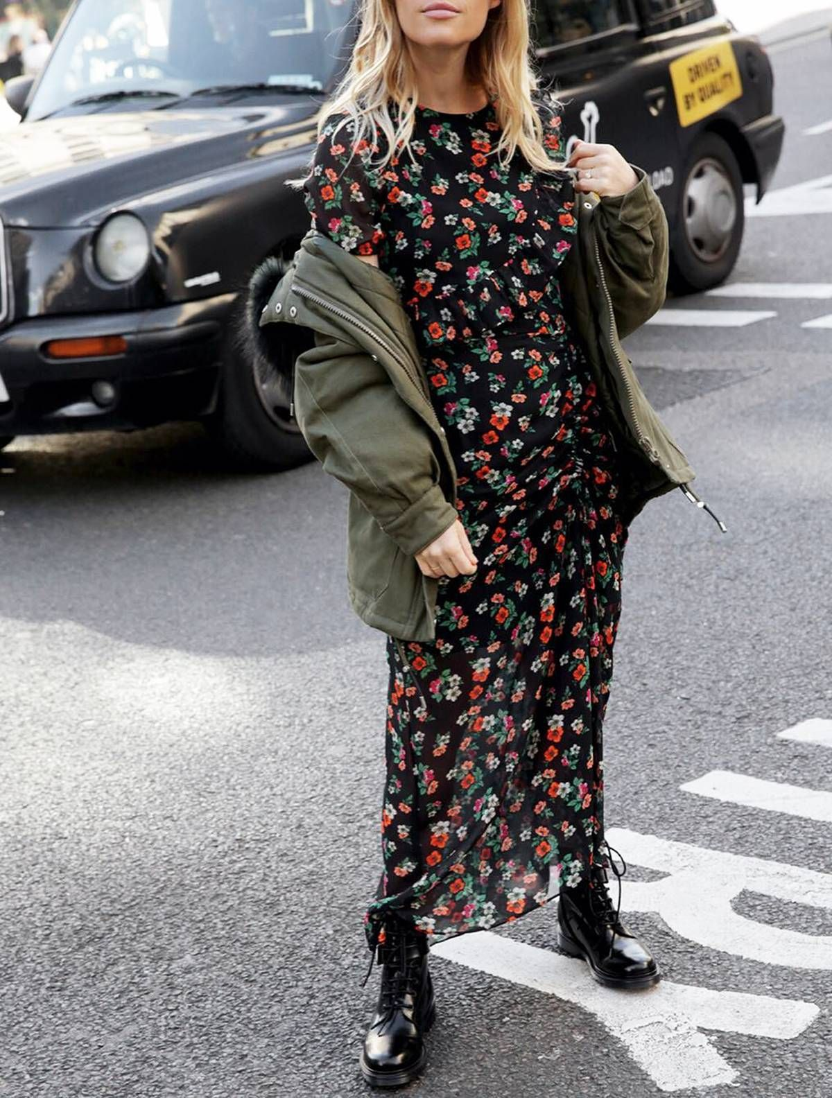 12 Rainy Day-Proof Outfits We're All Going to Wear #rainydayoutfitforwork