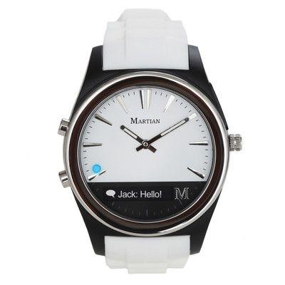 Martian Notifier Series Smartwatch Canada online at SHOP.CA