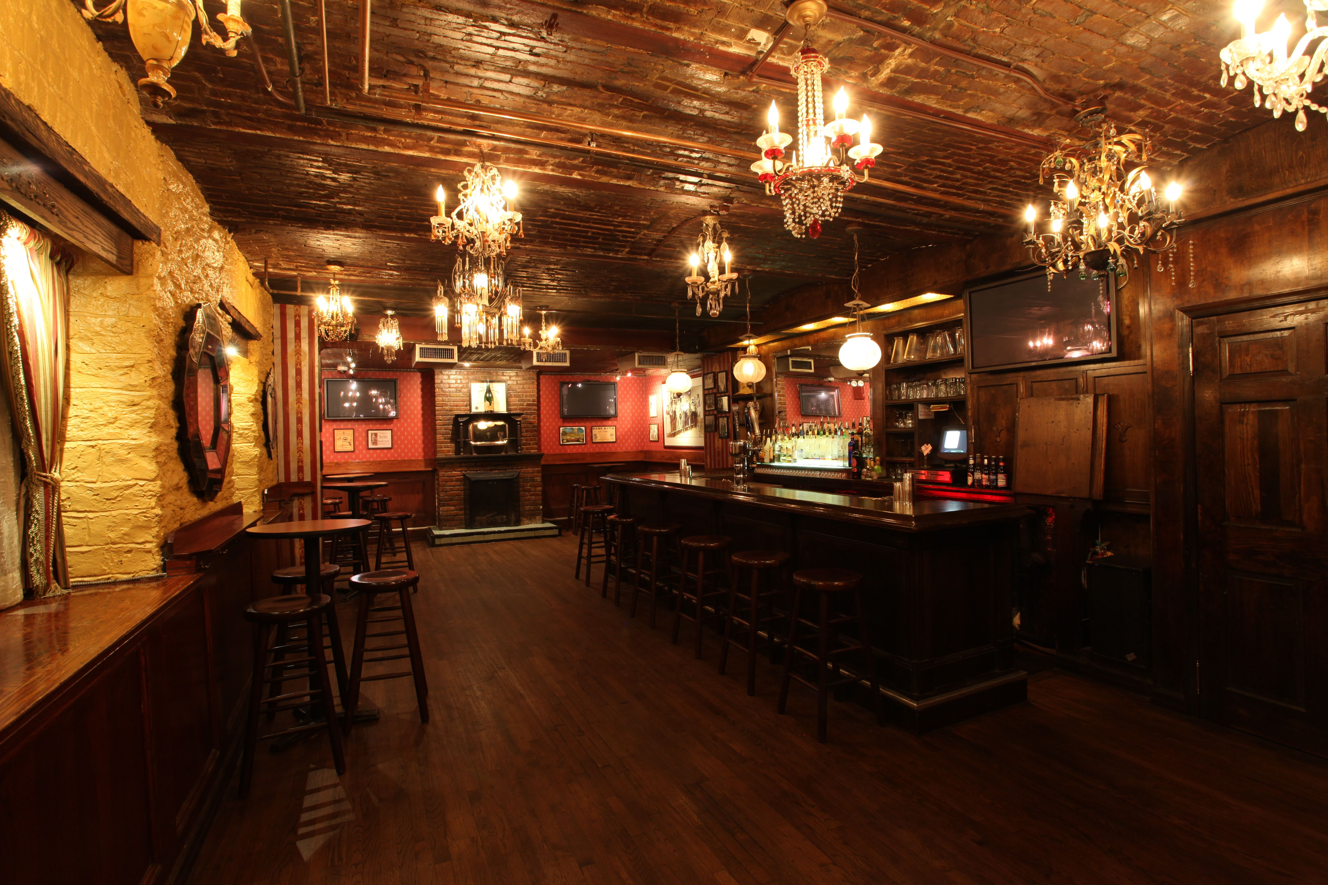 Speakeasy room testimonials for eat drink be merry for Bedroom ideas nyc