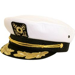 Classic Captain s Hat with Scrambled Eggs bb28b964bf6
