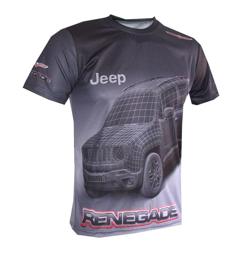 Jeep Renegade Motorsport Racing Maglietta Jpg Jeep Renegade