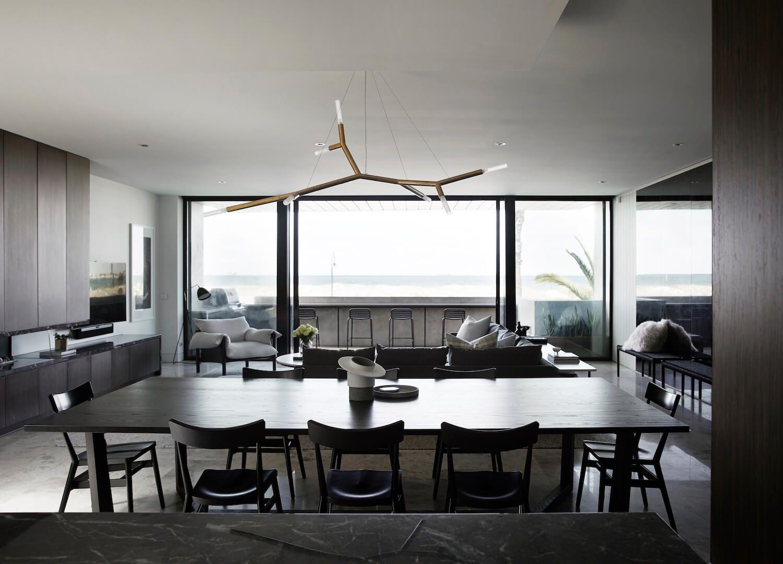 Albert Park Apartment by Griffiths Design Studio
