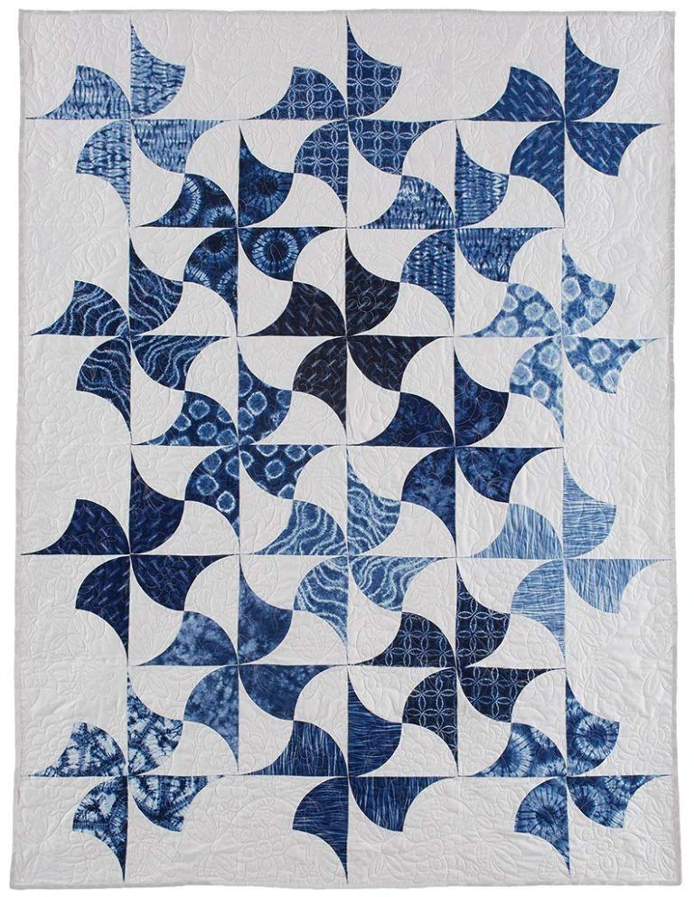 Pin on Triangle quilts