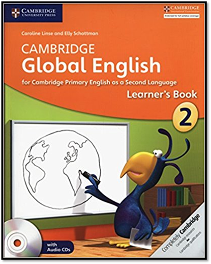 PDF+2CD] Cambridge Global English 2 Learner's Book   Sach