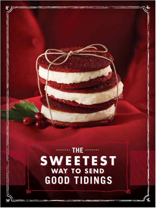 Spread Holiday Cheer With Corner Bakery Sweets Catering Giveaway