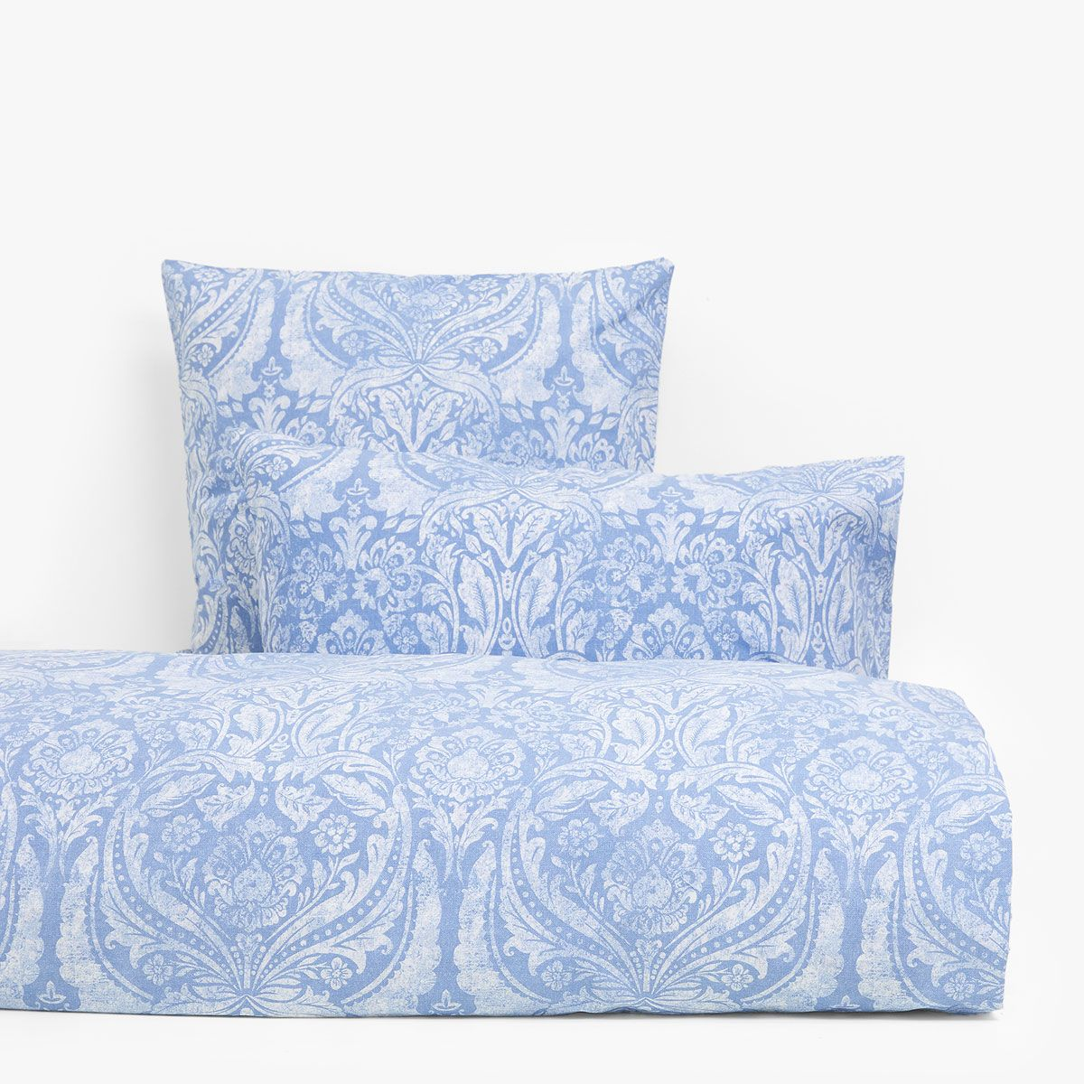 Erwin Müller Bettwäsche Sale Multicoloured Paisley Print Duvet Cover Zara Home Norge