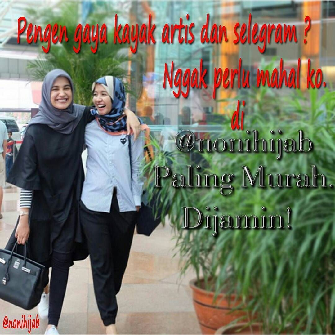 YUK CANTIK BERHIJAB Dengan Koleksi Alia Hijab Murah Meriah