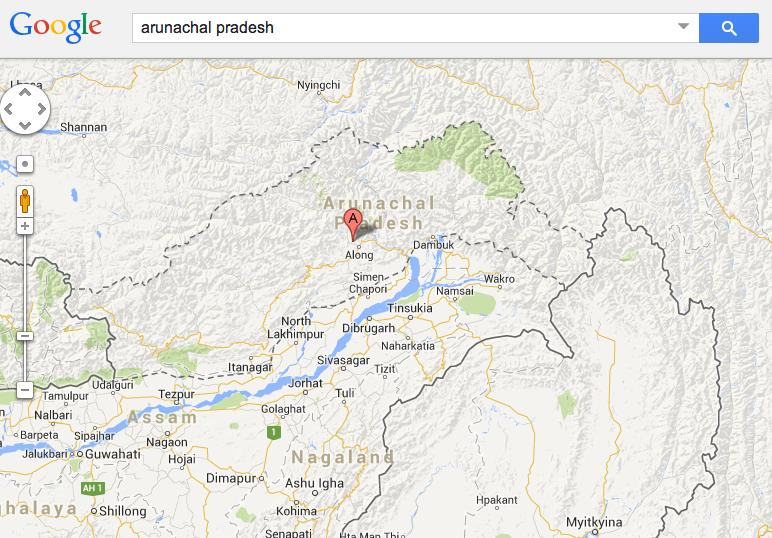 """The land of the dawnlit mountains, Arunachal Pradesh, is"
