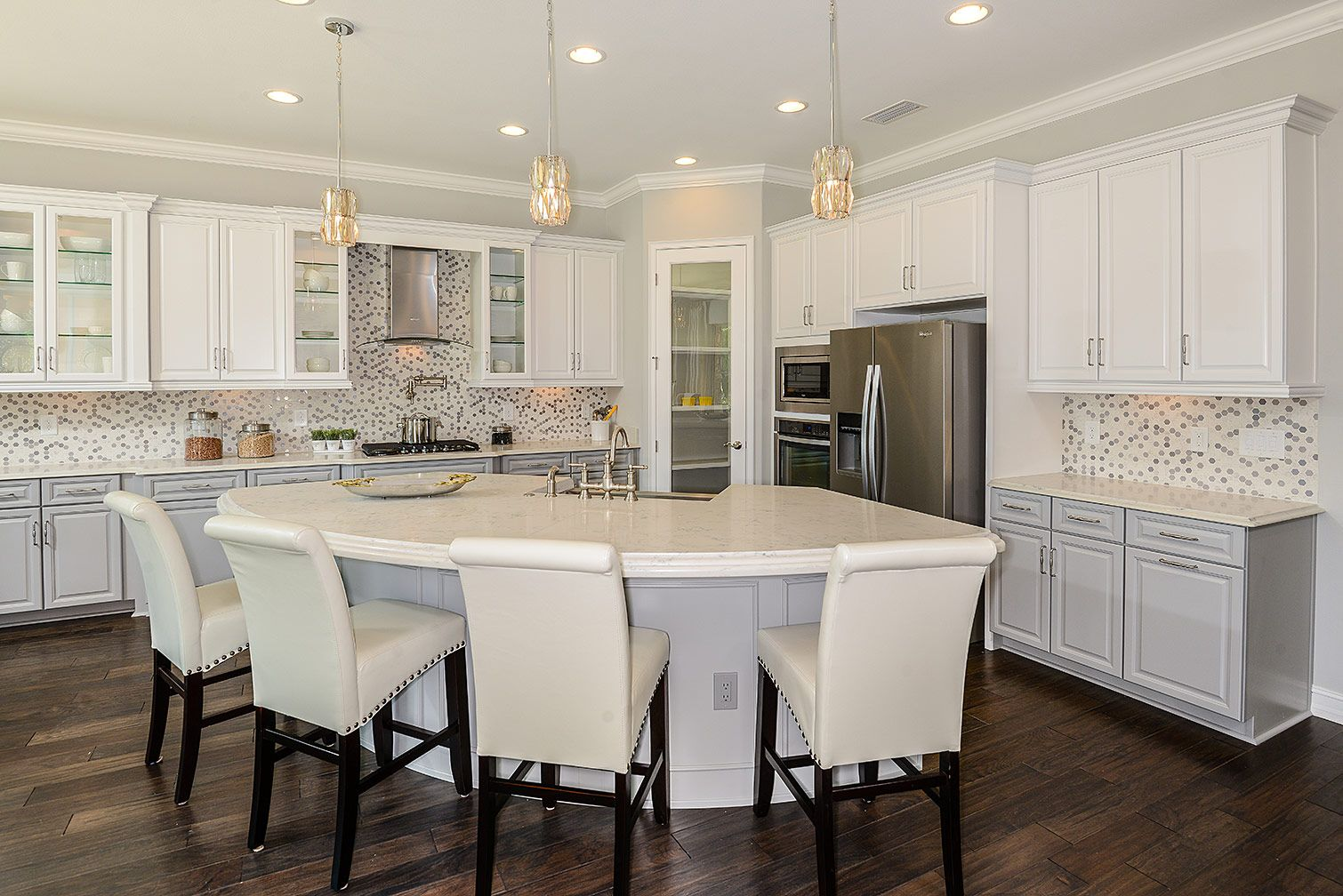 What Feature Do You Love Most In This Hamilton Kitchen New